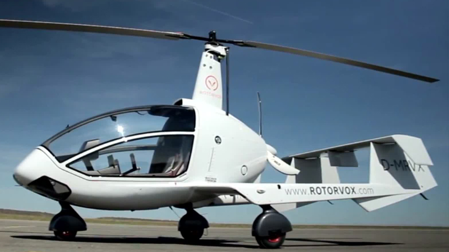 Hubschrauber für Jedermann